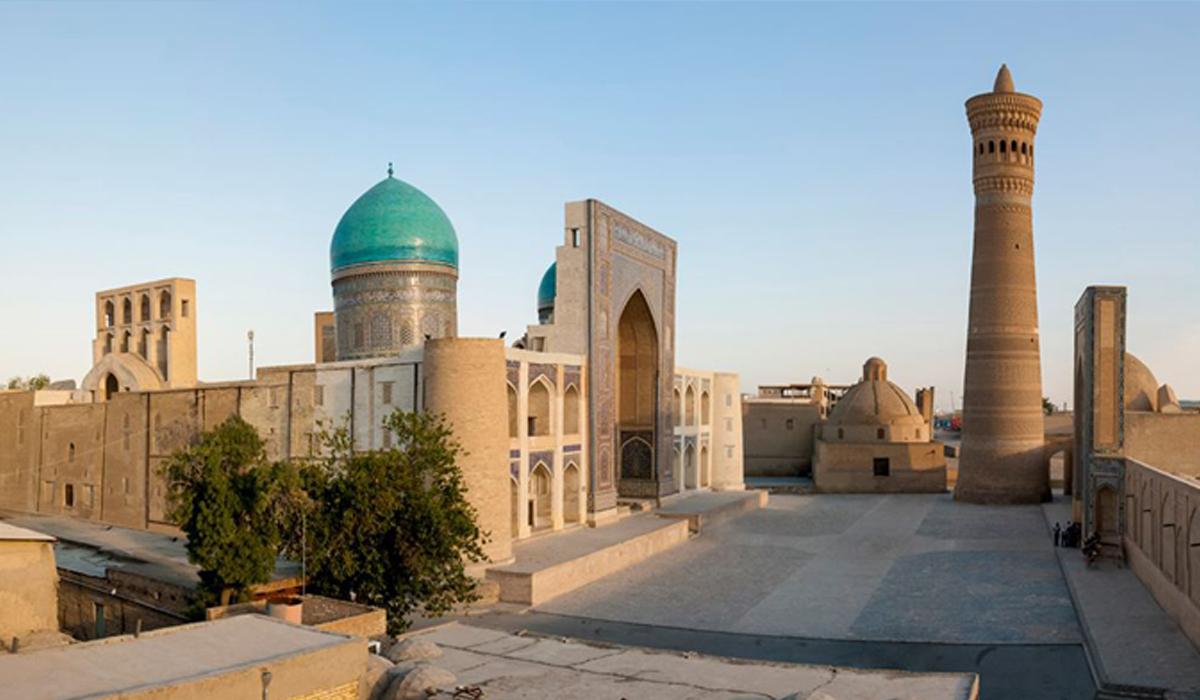 بخارى... مدينة المسلمين الجامعية